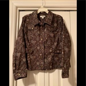 Christopher and Banks Jacket XL